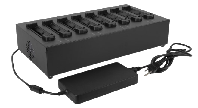 MULTI-BAY BATTERY CHARGER Eight Bay-GCEC*D