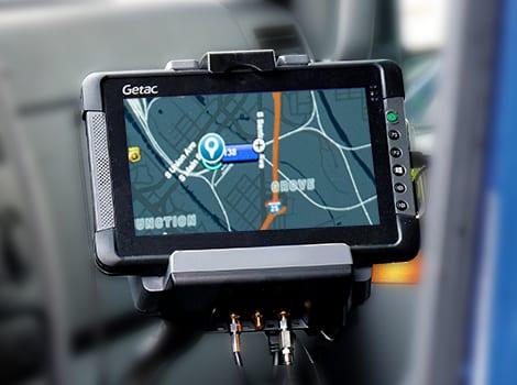 移动 GIS、测量及制图