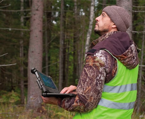 地理资讯系统 制图及森林管理