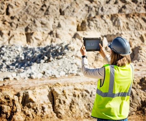 矿场安全检查