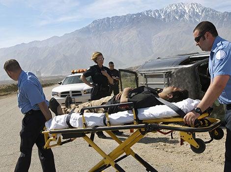 救护车:电子病历 (EPCR)